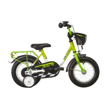 """Vélo Enfant VERMONT RACE 12"""" Vert 2019"""
